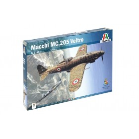 Macchi MC-205 Veltro Italeri