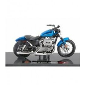 Harley Davidson XL 1200N Nightster 2012 Blue
