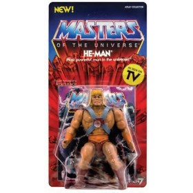 Masters of the Universe Vintage Collection Action Figure He-Man
