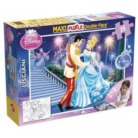 Cenerentola maxi puzzle Lisciani