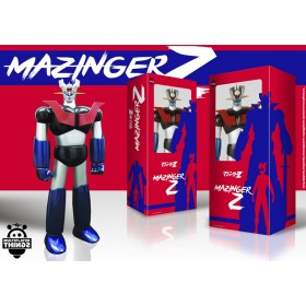 Mazinger Z vinyl 60 cm weathering color High dream