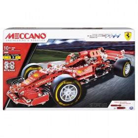 Ferrari Grand Prix Racer STEM by Meccano