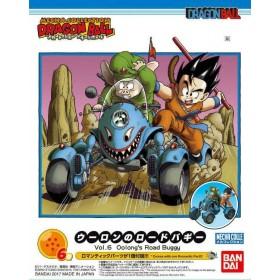 Dragon Ball Mecha Collection Long Road Buggy
