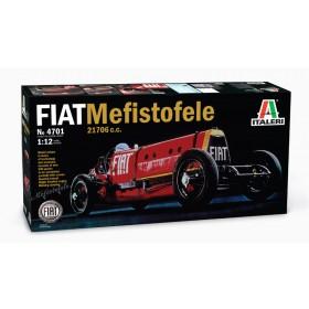 Fiat Mefistofele 21706 c.c Italeri