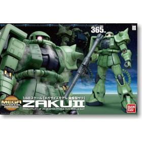 Mega Size Model Zaku II Bandai
