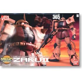 Mega Size Model Char`s Zaku Bandai