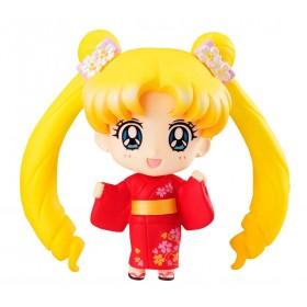 Sailor Moon Petit Chara Soldier Mini Figure Usagi Yakata Ver. 5 cm Megahouse