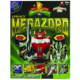 Power Rangers Figur Legacy Megazord 20th Anniversary 30 cm