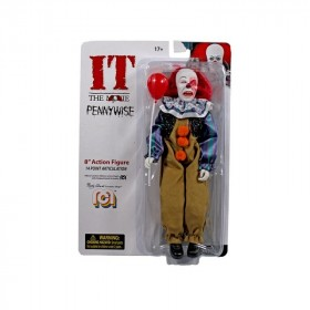 Mego IT Pennywise Burnt Face
