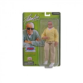 MEGO- Stan Lee Sweater w/spider Hands