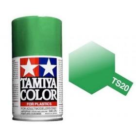 Metallic green  Tamiya Spray TATS20