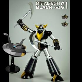 GRENDIZER - Metaltech 01 Grendizer Black DX !