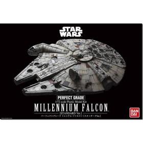 Bandai Star Wars PG Millennium Falcon Standard Ver. 1/72