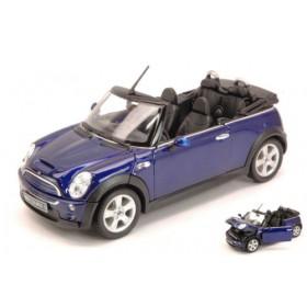 Mini Cooper S Cabrio by Welly