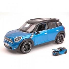 Mini Countryman 2010 Blue by Maisto