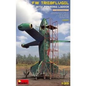 FW Triebflugel with boarding ladder