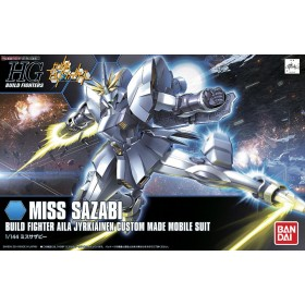 Miss Sazabi HGBF Bandai