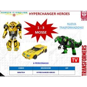 Transformers Rid 3-Ste