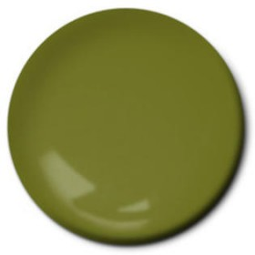 Model Master field green flat FS34097