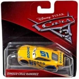 Cars 3 Dinoco Cruz Ramirez
