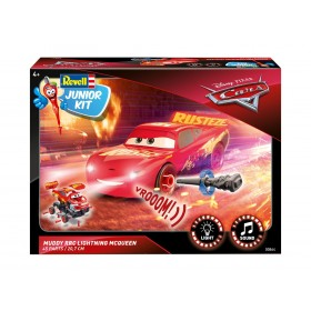 "Cars 3 - Lighting McQueen ""Crazy 8 Race"" (Junior Kit incl. light & Sound"