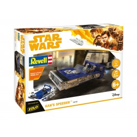 Build Play Han s Speeder (Han Solo)