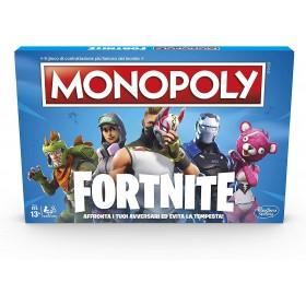 Monopoly Fortnite Gioco da Tavolo Hasbro