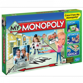 Gioco My Monoploy by Hasbro