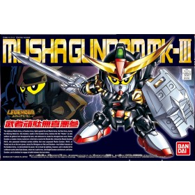BB Gundam MK II Musha Legend 404 Bandai