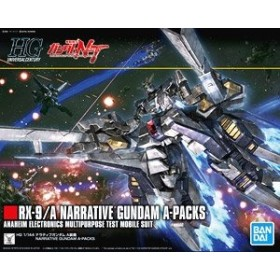 HGUC Gundam Narrative A Packs