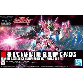 Gundam Narrative C Pack
