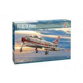 North American FJ-2/3 Fury