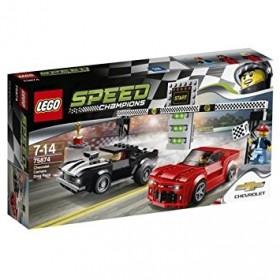Speed Champions Chevrolet Camaro Drag Race