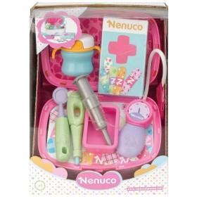 Nenuco- Set Valigetta Medica Accessori per Bambole