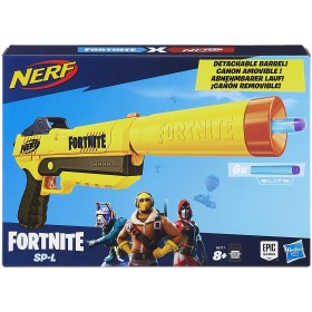 Nerf Fortnite SP-L Blaster Ufficiale con 6 Dardi