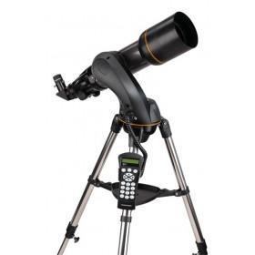 Telescopio rifrattore 102 mm puntamento automatico Celestron
