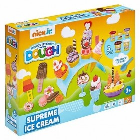 Nick Jr Supreme Ice Cream