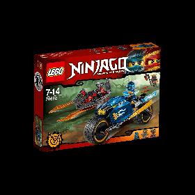Desert Lightning Lego Ninjago