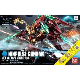 Gundam Ninpulse Bandai