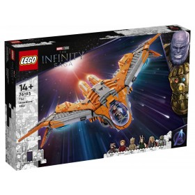 Novità Giugno 2021 Lego Avengers 76193 – L'Astronave dei Guardiani