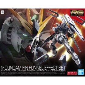 RG Gundam Nu Fin Funnel Effect Set
