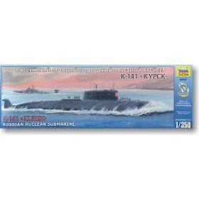 Nuclear submarine Kursk