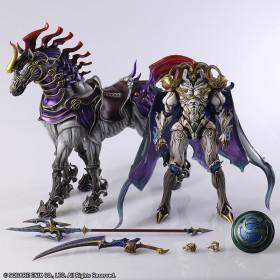 Final Fantasy Creatures Bring Arts Odin