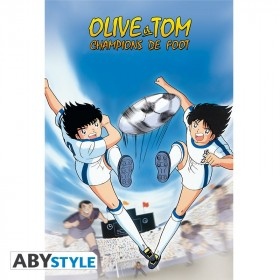 Olive & Tom Poster Double Shoot
