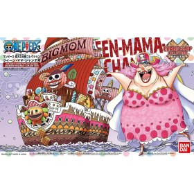 One Piece Grand Ship Coll Big Mon Pirate Bandai