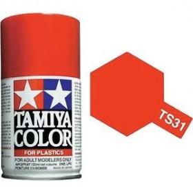 Bright Orange Tamiya Spray