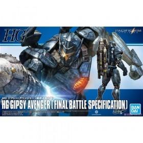 HG Pacific Rim Gipsy Avenger Final Battle