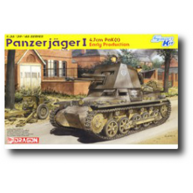 Panzerjager I 4.7cm PaK (t) Early Production