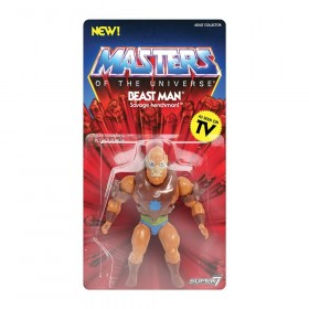 Masters of the Universe Vintage Collection Action Figure Beast Man