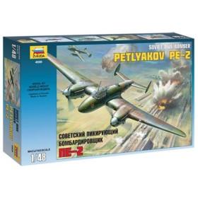 Petlyakov PE-2 Soviet Bomber